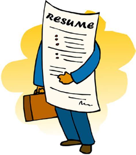 A happy vacancy resume